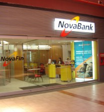 NovaBank στο Εμπορικό Κέντρο Mediterranean Cosmos στην Πυλαία Θεσσαλονίκης