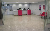 Millennium Bank στην οδό Βασ. Γεωργίου 38, Θεσσαλονίκη