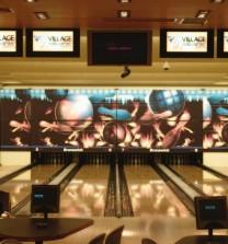 Συντήρηση Εγκαταστάσεων Village Bowling στο Med. Cosmos