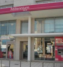 Millennium Bank Νέα Μουδανιά, Χαλκιδικής