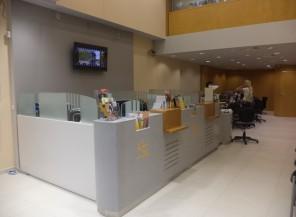Ανακαίνιση Τράπεζας Πειραιώς Ερμού 36, Θεσσαλονίκη
