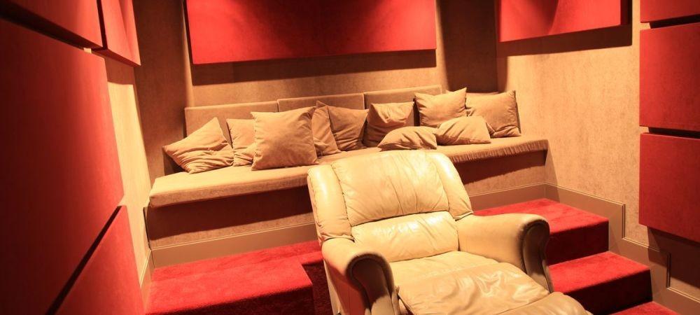 Ιδιωτικό Home Cinema<br/> σε κατοικία στο Πανόραμα