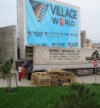 Αποξήλωση Παλαιών Εγκαταστάσεων Village Cinemas (ΙΚΕΑ)