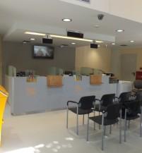 Ανακαίνιση Τράπεζας Πειραιώς Άνω Ηλιούπολη Θεσσαλονίκης