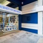 Βιβλιοπωλείο University Studio Press στην Αθήνα